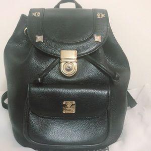 Mcm vintage small bag pack